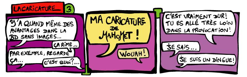 sites de mini-bédé online 3-La-Caricature
